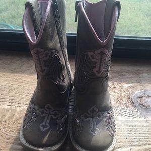 Blazin Roxx Size Toddler 7 Boots